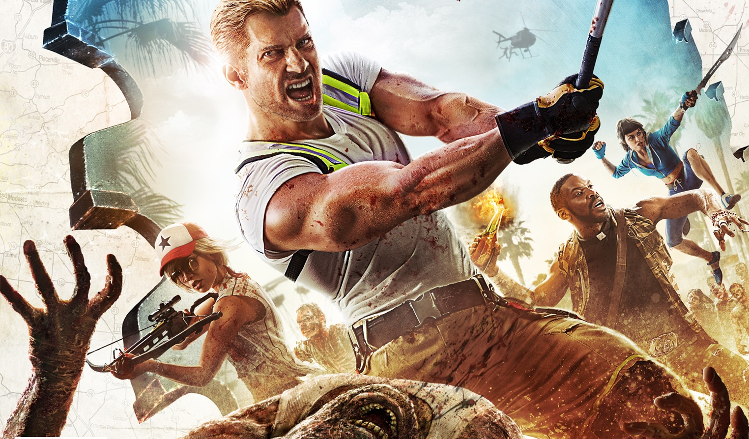 Dead Island 2 Isn't Dead After All, Insists Deep Silver