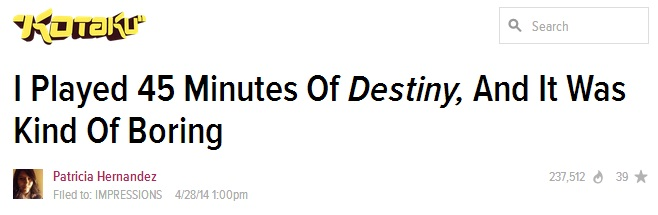 destiny_boring _headline