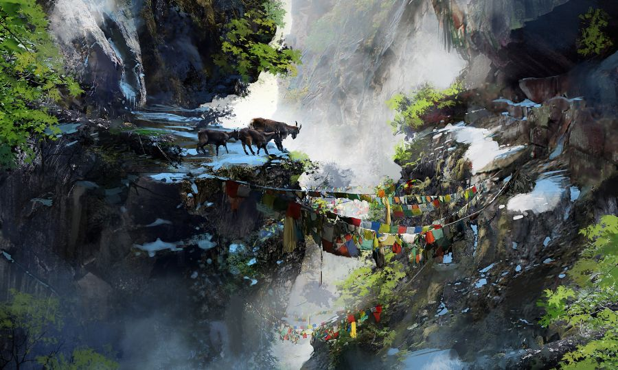 Far Cry 4 Map Editor Does Not Support Multiplayer Maps Vg247