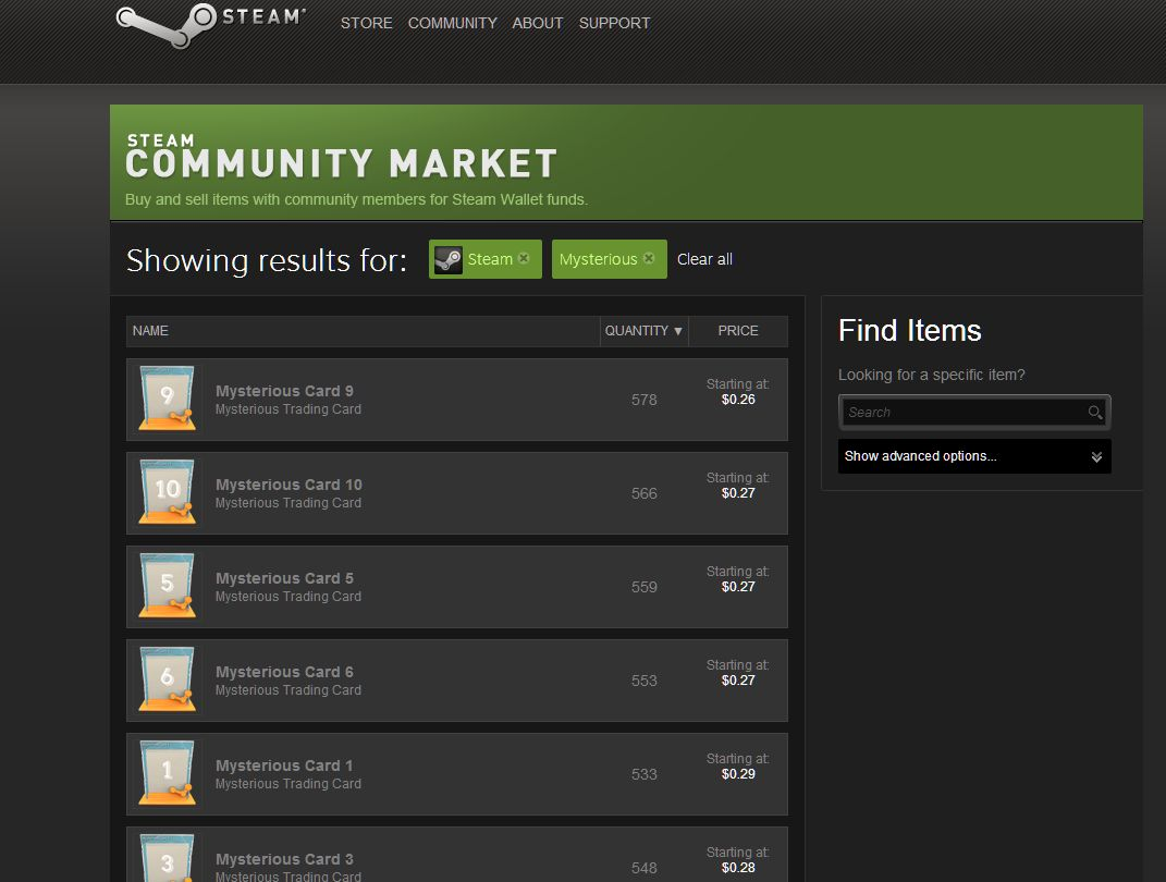 Mysterious Steam Cards Suggest Summer Sale Is Imminent Vg247