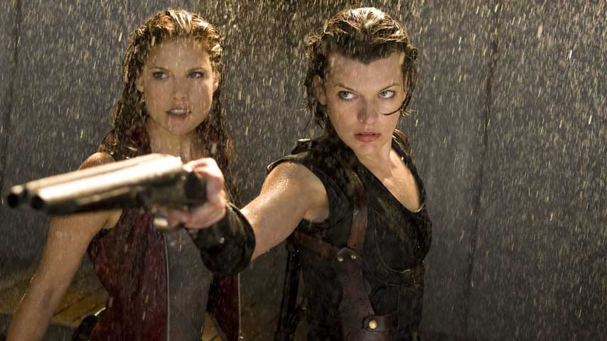 Get Ready For Six More Resident Evil Films