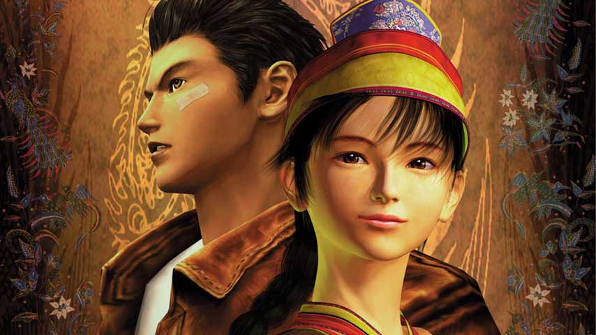 Shenmue is being made into a 13-part anime series - VG247
