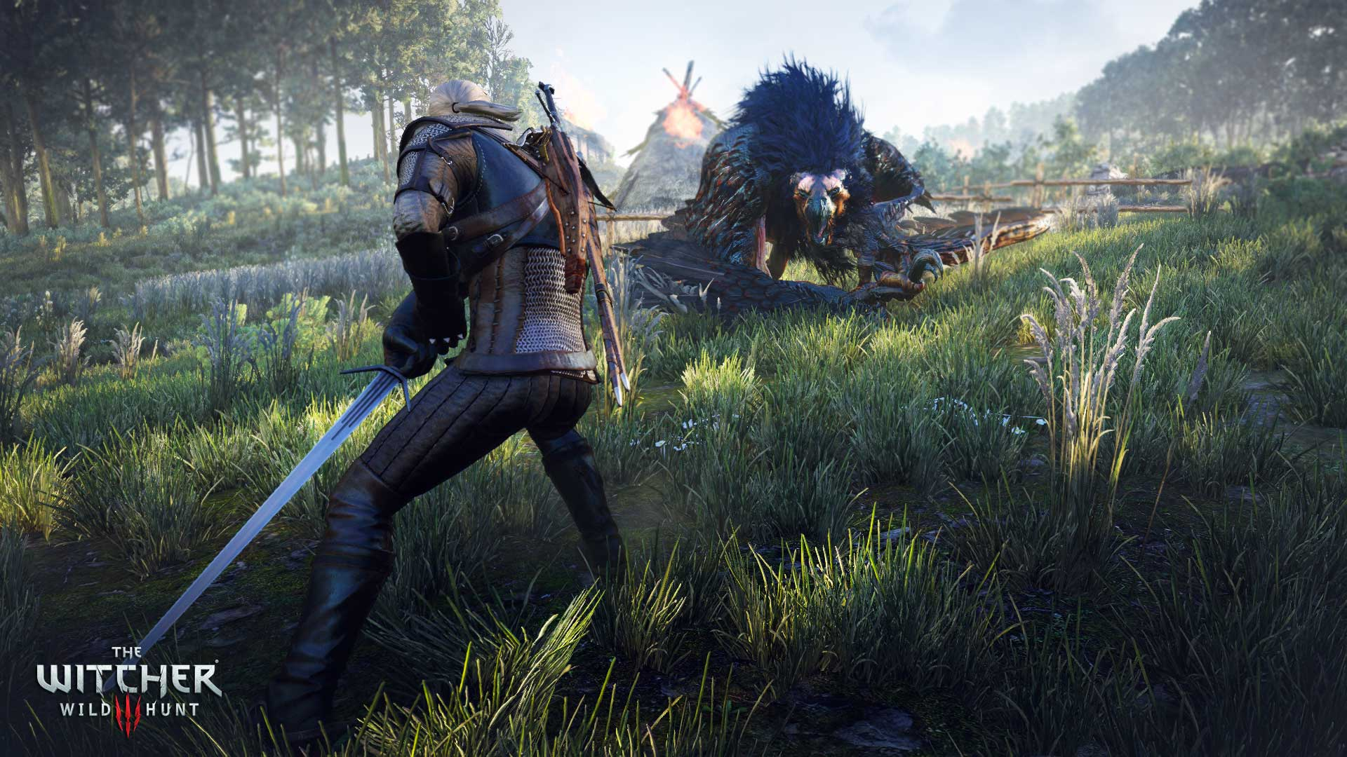 The Witcher 3: Wild Hunt - to simulate or not to simulate a