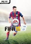 FIFA 15 cover PC
