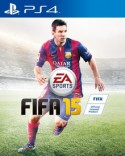 FIFA 15 cover PS4