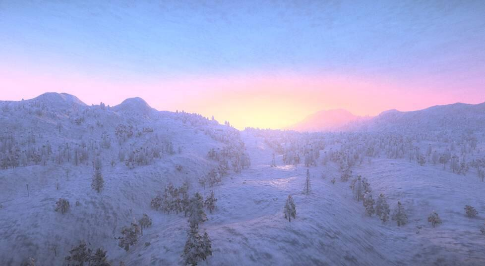 H1Z1 looks like a zombie winter wonderland in these new weather screens