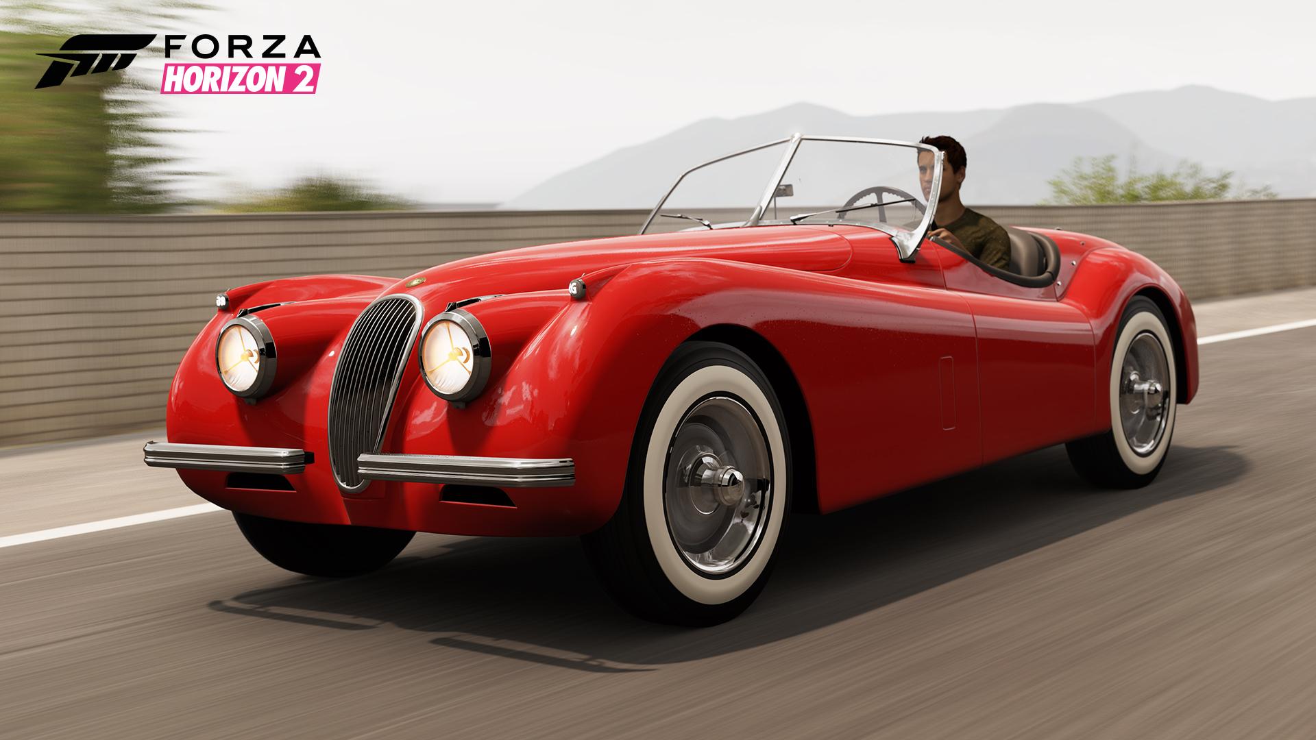 Revelados os primeiros 100 carros para Forza Horizon 2 JaguarXK120_WM_CarReveal_Week1_ForzaHorizon2