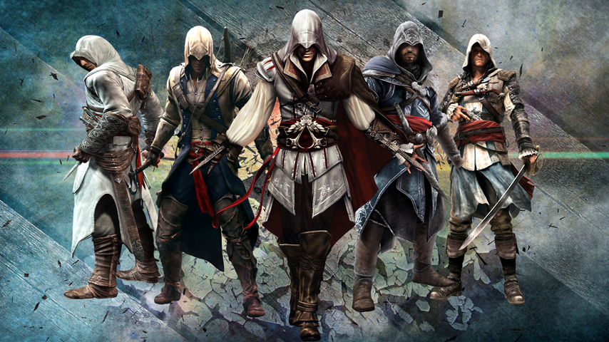 Assassin S Creed Ps3 Xbox 360 Reveal Coming Soon Vg247