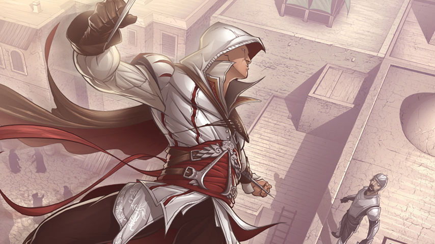 Til Rob Zombie Made An Animated Assassin S Creed Movie Vg247