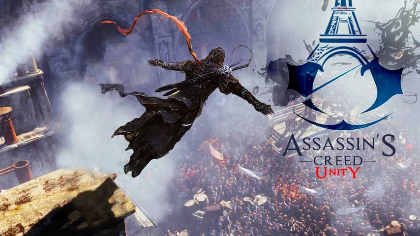 Assassin S Creed Unity Watch 8 Minutes Of Shaky Cam Gameplay Vg247