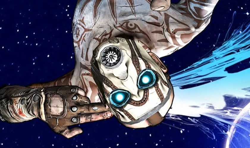 Is this what an unannounced Borderlands: The Pre-Sequel DLC