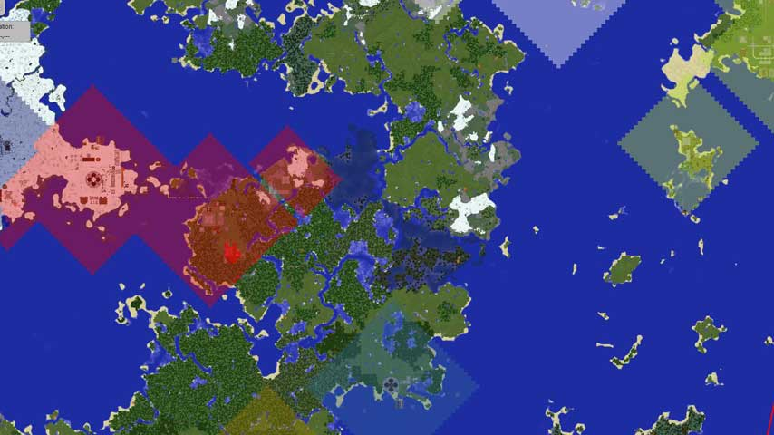 Minecraft meets Civilization in amazing CivCraft mod - VG247