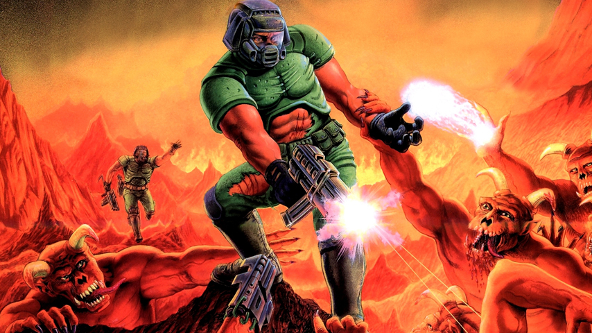 BethesdaNet login no longer required to play Doom 1-2 on consoles