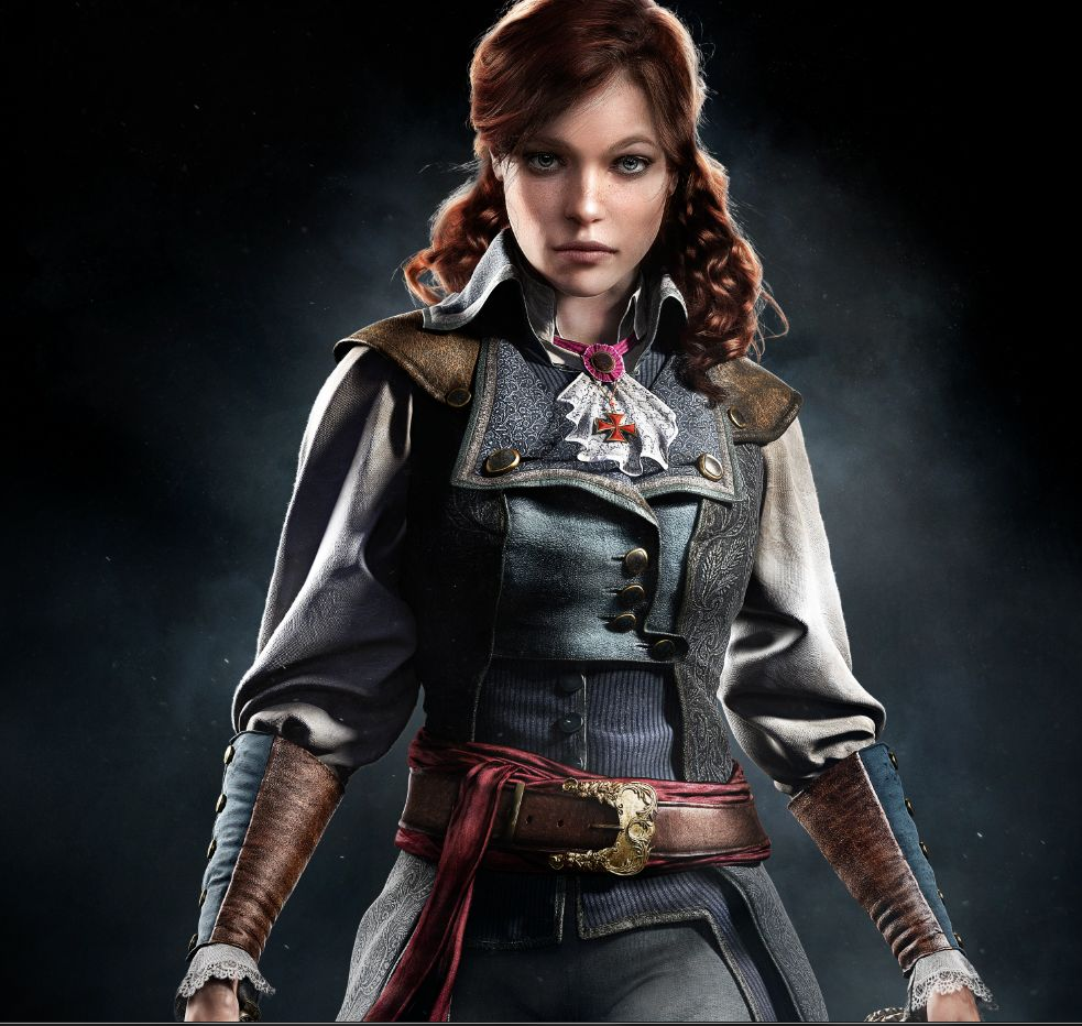 Elise S Importance To Assassin S Creed Unity Storyline Revealed