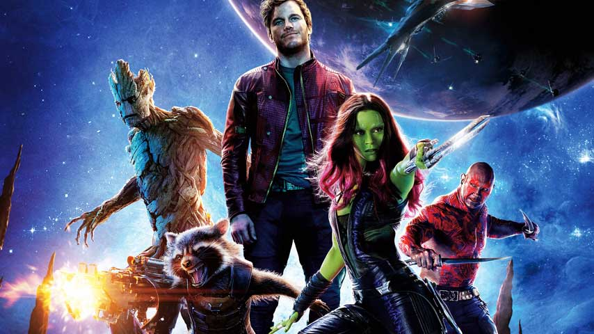 Telltale's next big adaptation is Guardians of the Galaxy