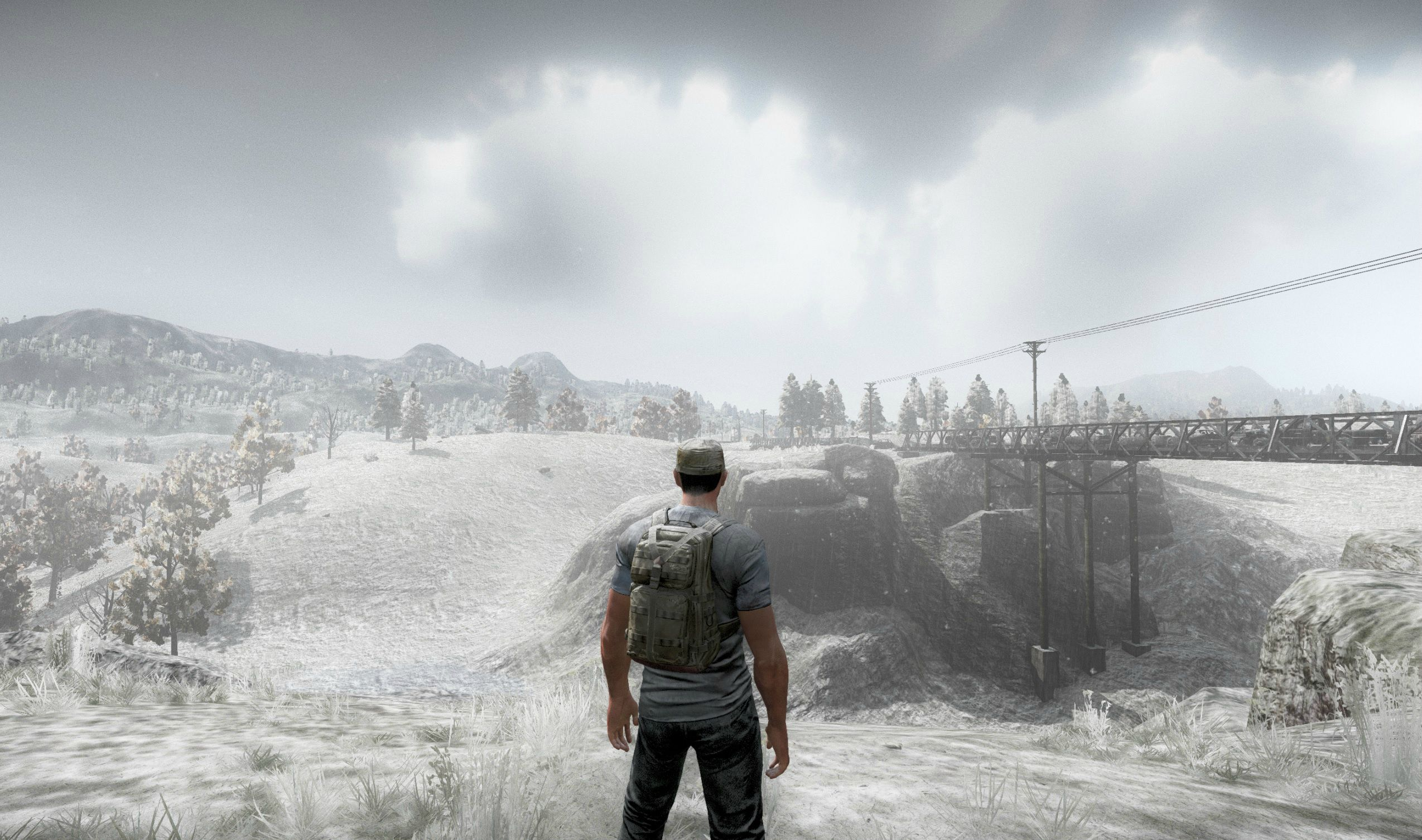 Weather changes in H1Z1 shown in new images - VG247