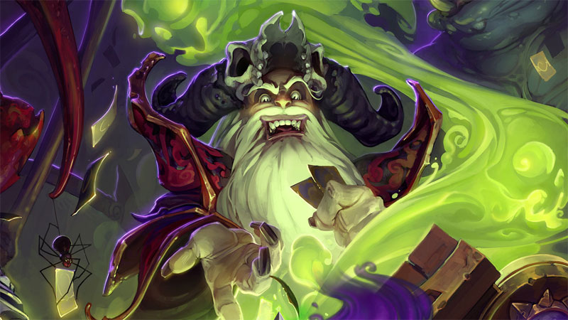 Hearthstone is out now on Android tablets - VG247