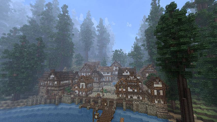 These Minecraft players are building the biggest world yet