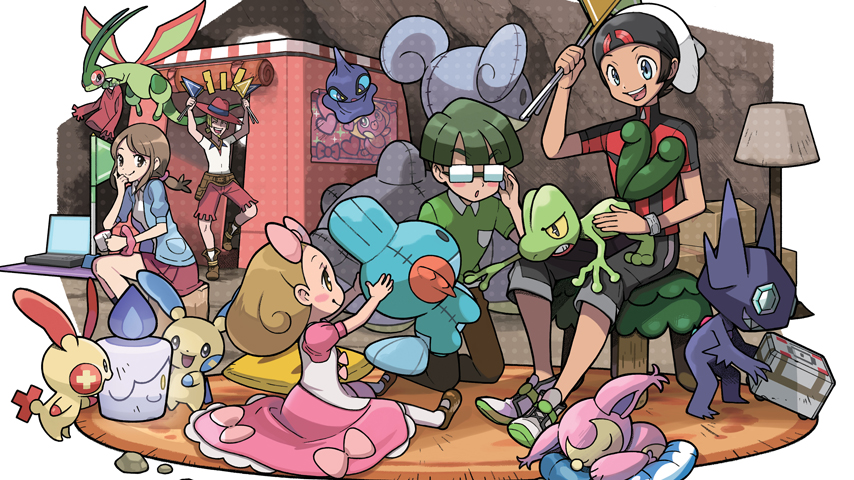 5 Reasons Why We Can't Wait For Pokémon Omega Ruby and Alpha Sapphire