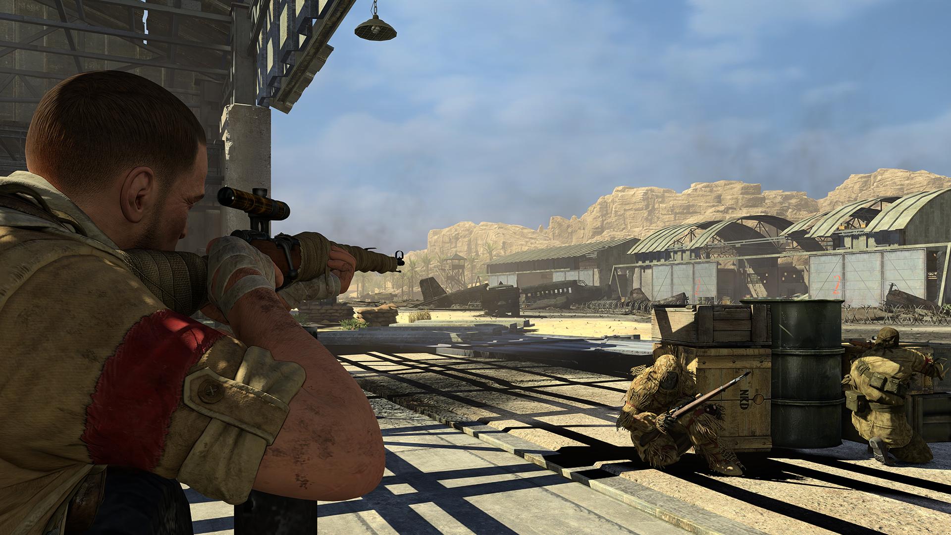 sniper elite 1 download free full version