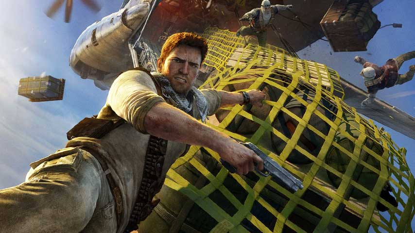 Uncharted Ps4 Remaster Bundle Would Be Nice Says Naughty Dog