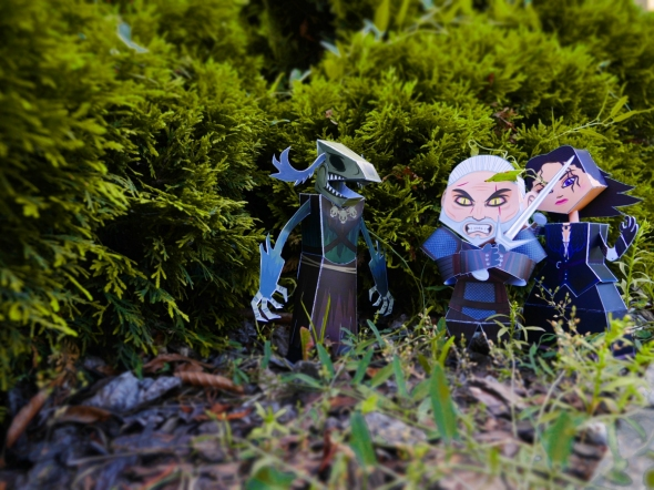 witcher_papercraft_2