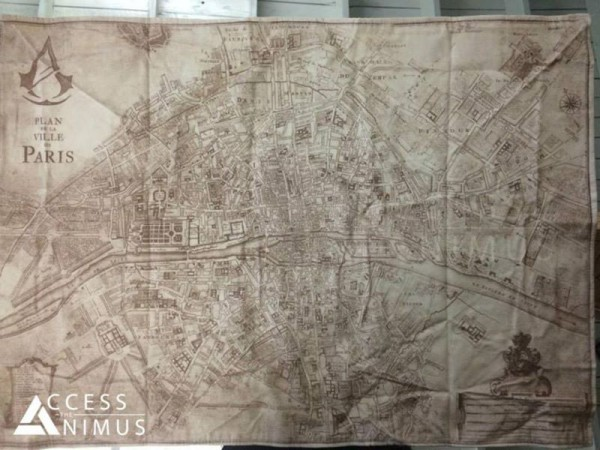 AC Unity Paris cloth