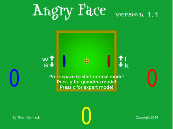 Angry Face_1