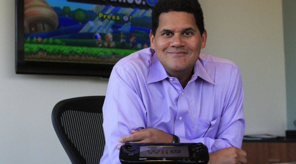 Reggie Fils-Aime stopped Nintendo from re-doing its logo in a graffiti style to attract older players