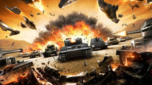 عنوان World of Tanks برای کنسول خانگی Xbox one خواهد آمد