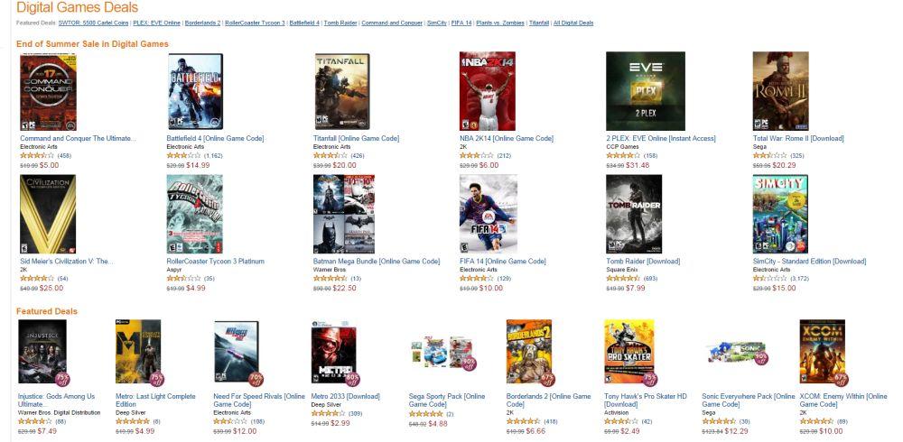 Best Amazon Deals, Best Amazon Discounts