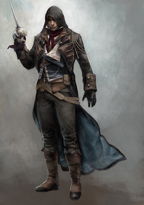 s unity arno Assassin creed