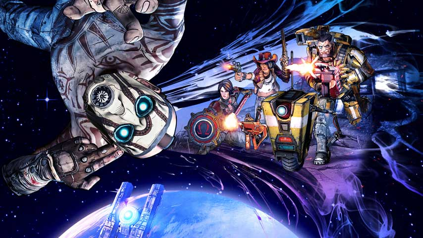 Borderlands: The Pre-Sequel's Ultimate Vault Hunter mode out