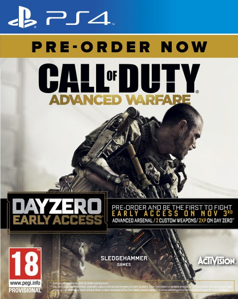 Advanced Warfare day zero