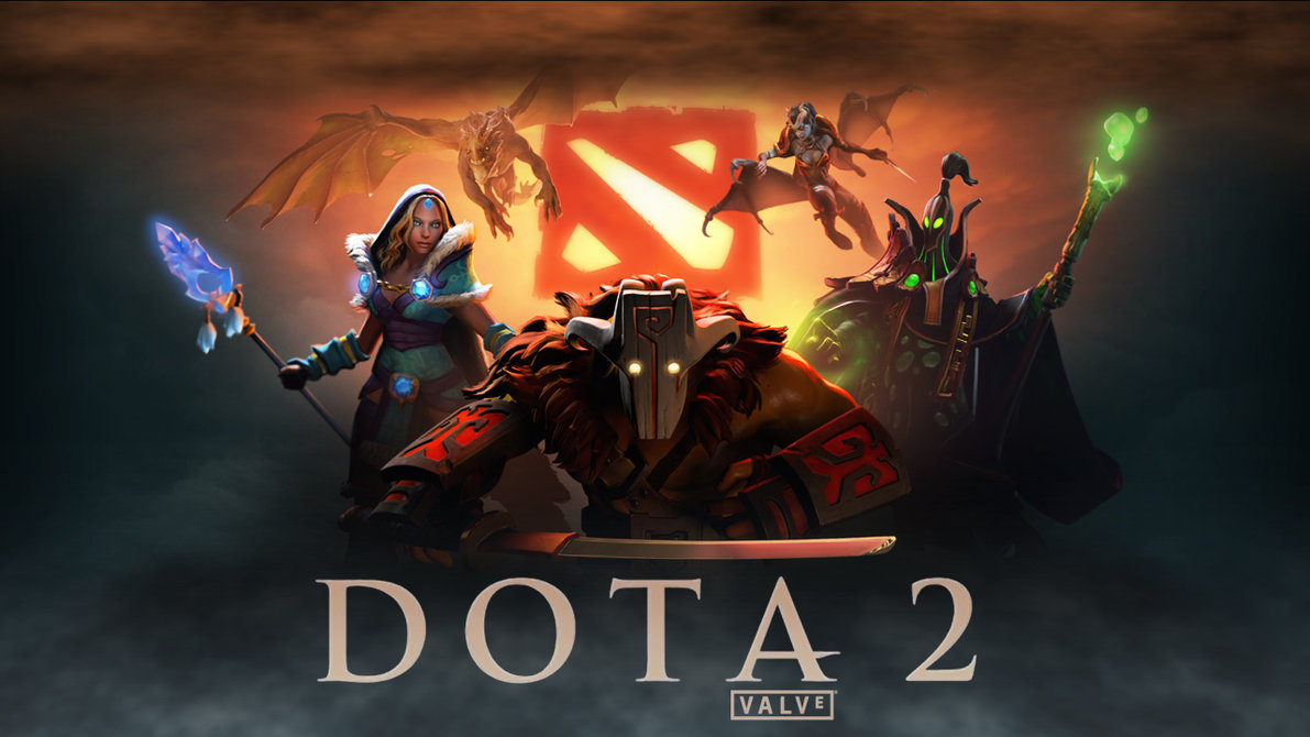 DOTA 2 reached 1 million concurrent players this weekend | VG247