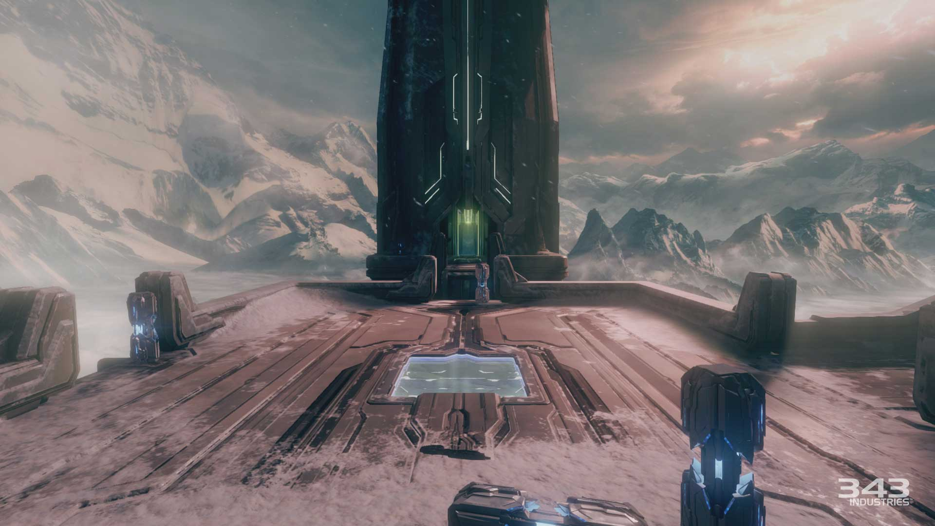 Take A Gander At Halo The Master Chief Collection S Version