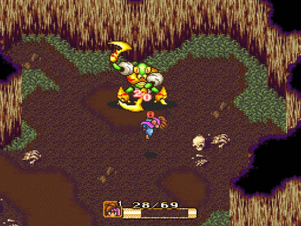 A trademark application suggests that we might get Secret of Mana's previously untranslated sequel in English soon