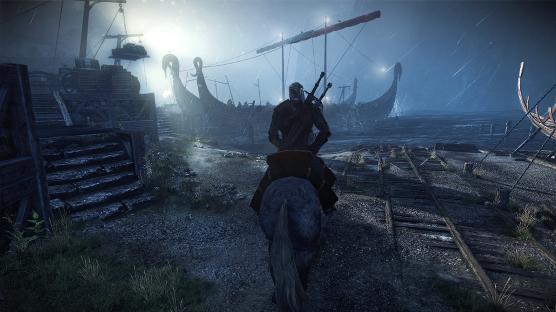 Dev says The Witcher 3 1080p resolution on console is not