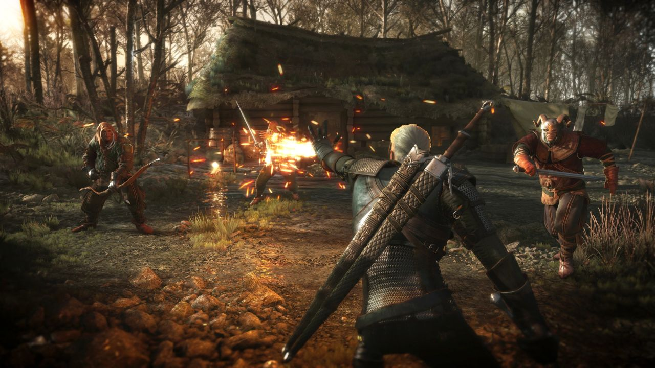 The Witcher 3 Wild Hunt Lands On PC PlayStation 4 And Xbox One February 24 2015