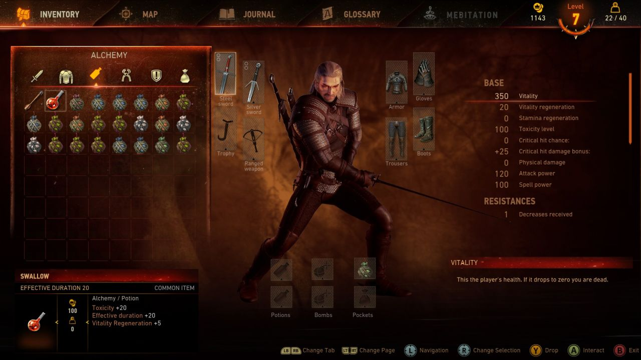 We Cant Stop Watching This Witcher 3 Gameplay Video