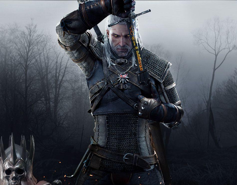 Imágenes de personajes que se parecen a los del server Witcher_3_geralt