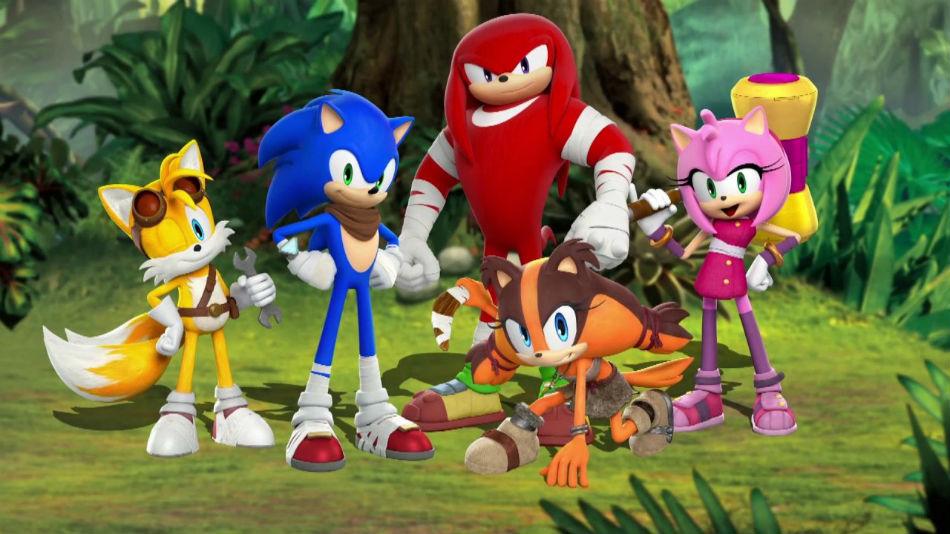 Sonic Boom Rise Of Lyric Скачать Игру - фото 2