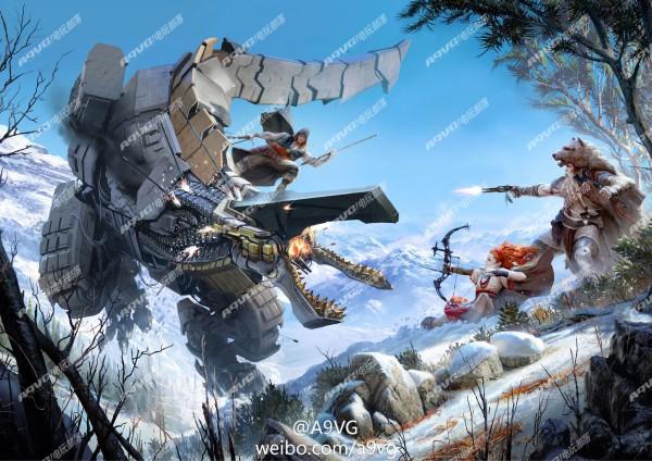 guerrilla games' hoirzon 2