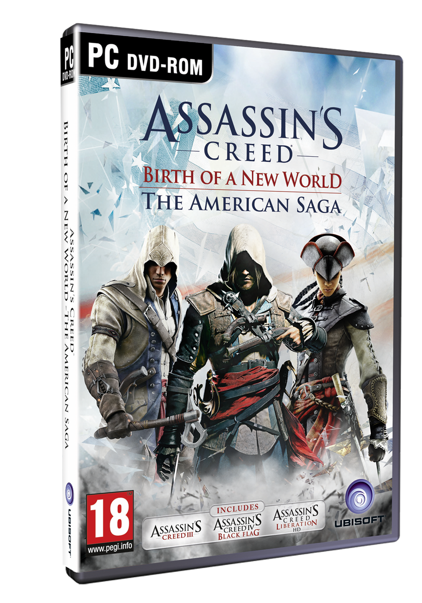 Assassin S Creed Birth Of A New World Compiles Assassin S Creed 3
