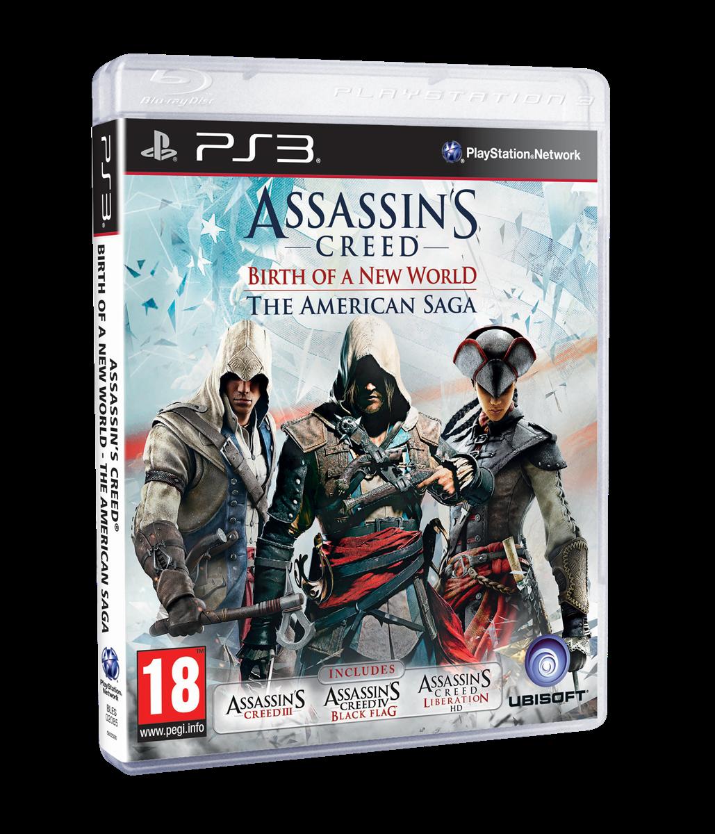 Συλλογή Assassin's Creed: Birth of a New World