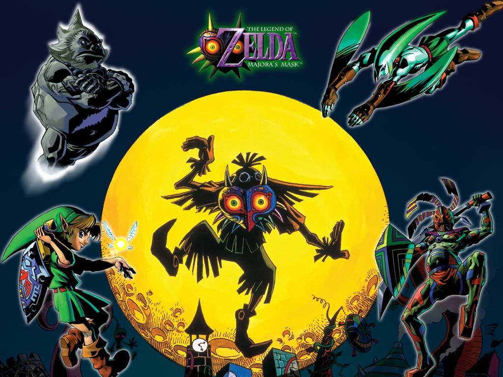 Majora S Mask Twilight Princess Other Dlc Packs Announced For Hyrule Warriors Vg247
