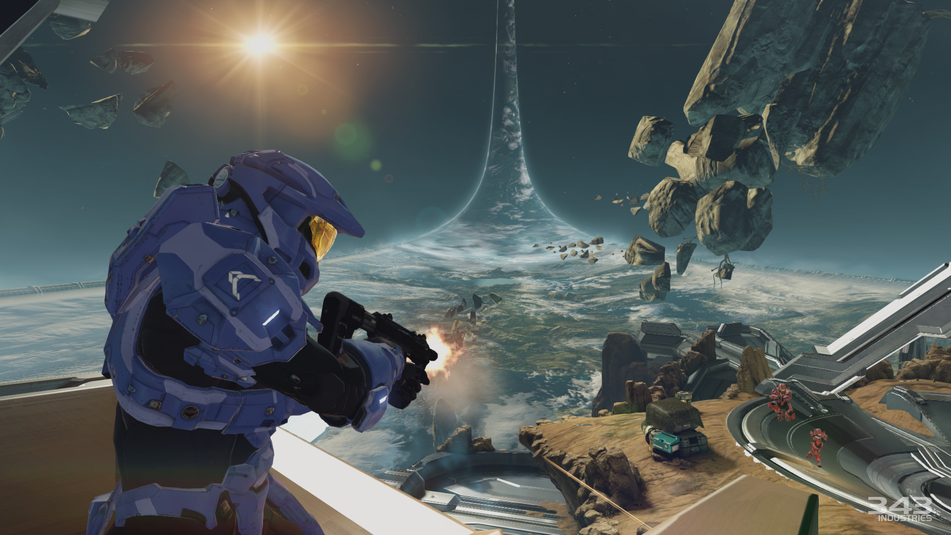 「halo masterchief collection screen shot」の画像検索結果