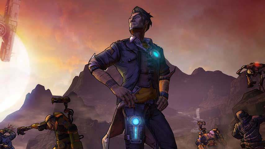 You Can Play As Handsome Jack In Borderlands The Pre Sequel