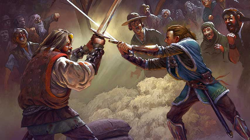 Sword fighting sim Clang officially shelved - VG247