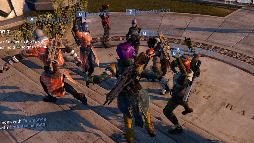 How To Choose Your Race And Gender In Destiny Vg247